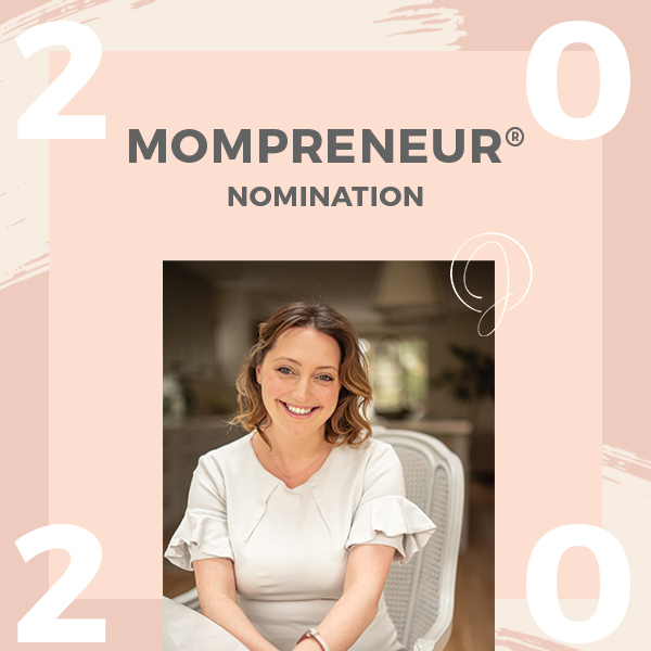 Mompreneur 2020 Nominee